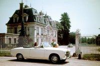 Sein erster Designjob bei Peugeot: Pininfarinas 403 Cabriolet aus dem Jahr 1956