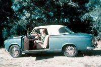 Der Peugeot 403 wurde auch als Colombo-Auto in den 1960er Jahren berühmt
