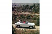 Das Design des ab 1966 gebauten 204 Cabriolets vereint französische und italienische Markmale