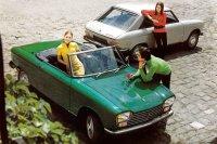 Neben Limousine und Kombi gab es den Peugeot 204 auch als Coupé und Cabriolet