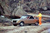 Bis 1975 wurde das Peugeot 304 Cabriolet gebaut
