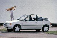 Erst 1995 wird das 205 Cabriolet aus dem Programm genommen