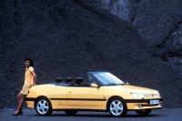 Das letzte Stoffdachcabriolet von Peugeot, der 306, wurde ebenfalls von Pininfarina gestaltet