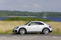 VW hat den Beetle geliftet