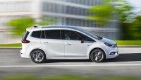 Der überarbeitete Opel Zafira startet im September
