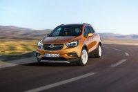 Der Opel Mokka X ist frisch geliftet