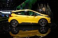 Der 4,17 Meter lange Opel Ampera-e soll fünf Sitzplätze bieten