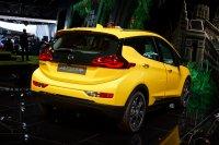 Außerdem bietet der Opel Ampera-e einen gut 380 Liter großen Kofferraum