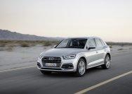 Der Audi Q5 bleibt sich der alten Linie treu, wenngleich sich im Detail viel verändert hat