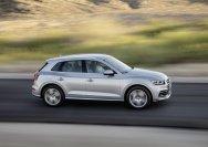 Um 3 Zentimeter auf 4,66 Meter ist der neue Audi Q5 im Vergleich zum Vorgänger in der Länge gewachsen