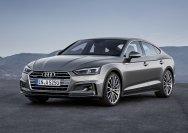 Neu ist auch der Audi A5 Sportback Der elegante, viertürige Ingolstädter mit Fließheck deckt mit dem Motorenprogram der mittleren Baureihe von sparsam (2,0 TDI mit 140 kW/190 PS) bis performant (S5 mit 260 kW/354 PS) sämtliche Ansprüche ab