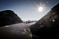 Unterwegs auf großer 918-Tour: Ein Gipfelsturm angetrieben von 887 PS Systemleistung, der sich im Lauf von fünf Tagen und rund 2.000 Kilometern Gesamtlänge über 25 berühmte Hochstraßen zog