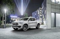 Technisch ist der Mercedes Pick-up mit dem Nissan Navara verwandt, auch wenn man darüber in Stuttgart nicht gerne spricht