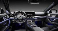 Der Innenraum des E63 AMG ist nobel und sportlich zugleich