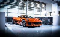 Der Hybrid-Sportwagen C-X75 gab bereits einen Vorgeschmack auf die in Zukunft zunehmend elektrifizierte Antriebstechnik bei Jaguar Land Rover