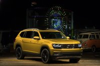 Enthüllt wurde der neue VW in Santa Monica