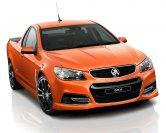 Holden VF SSV Ute: Die Mischung aus Pick-up und Limousine kommt bei Australiern gut an. Und viel PS dürfen die Kleinlaster auch noch haben