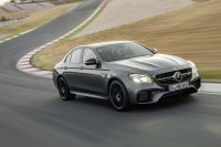 Mercedes schiebt die starken AMG-Versionen der E-Klasse nach
