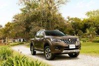 Der Renault Alaskan basiert auf dem Nissan Navara