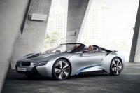 Der BMW i8 kommt 2018 als Roadster