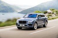 Ab sofort bietet Bentley den Bentayga auch mit einem 320 kW/435 PS starken V8-Diesel an