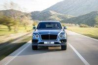 Erstmals in der Geschichte von Bentley gibt es  ein Selbstzünder-Modell