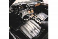 Innenraum BMW 7er (Typ E23)