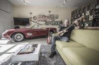 Ferrari oder Fender – für Bill Goldstein sind beides Musikinstrumente, Kunstwerke und Sammlerstücke