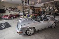 Goldstein hat die Liebe zum Auto gepackt, als er mit drei Jahren seinen ersten Porsche gesehen hat