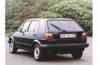 Nur wenige tausend Exemplare wurden vom VW Golf Syncro verkauft