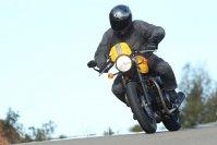 Die neue Triumph Street Cup ist das sportive Einstiegsmodell in die Modellreihe der englischen Modern-Classic-Bikes