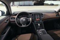 Innen legt der Renault Talisman Wert auf Komfort