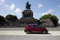 Die Strecke Brüssel-Rüsselsheim schafft der Opel Ampera E in einem Rutsch