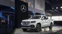 Nissan-Gene trägt die neue X-Klasse von Mercedes