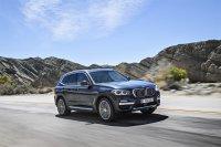 X3, die Dritte: BMW zeigt die Neuauflage seines mittelgroßen SUV-Modells