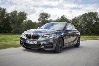 Zum Sommer 2017 hat BMW das 2er Coupé leicht aufgefrischt