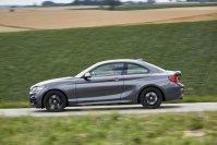 Das kleinste BMW Coupé ist eine unvermindert elegante Erscheinung