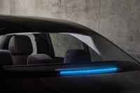 Blaues Licht könnte Außenstehenden den autonomen Fahrmodus signalisieren