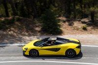 Ganz billig ist ein McLaren 570S Spider allerdings nicht. Mindestens 208.975 Euro kostet die britische Wunder-Flunder