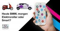 Wer Free2move nutzt, kann die Angebote verschiedener Autovermieter nutzen