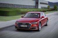 Audi legt den A8 neu auf. Das Flaggschiff der Ingolstädter bietet viele technische Neuerungen