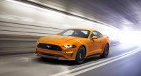 In den USA ist der geliftete Ford Mustang bereits erhältlich. Nach Europa dürfte er Anfang 2018 kommen