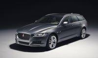 Viel Platz für Gepäck: Jaguars XF gibt es künftig wieder als Kombiversion Sportbrake