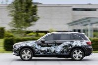 Möglicherweise zeigt Mercedes auf der IAA die Serienversion des GLC F-Cell