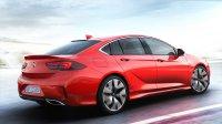 Opel hat vom neuen Insignia eine Starkversion namens GSi aufgelegt