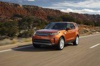 Der Land Rover Discovery ist ein SUV mit Geländewagengefühl