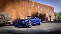 Der Mercedes-AMG GT Roadster