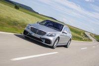 Der S 63 von Mercedes-AMG