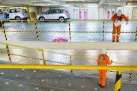 Die Euphony Ace besitzt zwölf durch Stahlböden getrennte Stockwerke. Sie fasst über 5.200 Pkw. Vor einigen Jahren passten noch über 6.000 Fahrzeuge in den Schiffsbauch – aber moderne Autos werden immer breiter und länger…