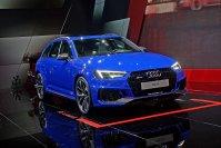 Auf der IAA stellte Audi Sport den neuen RS4 Avant vor